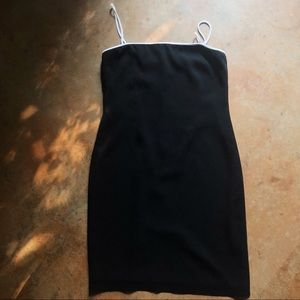 90s y2k Spaghetti Strap Ralph Lauren Dress